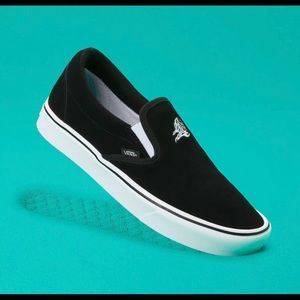 Vans Sixty Sixers ComfyCush Slip-On Shoes Size 8